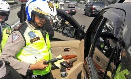 Pengendara Fortuner Todong Pakai Senpi di Tol Kuningan Ngaku Anggota Brimob