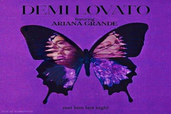 Lirik Lagu Demi Lovato - Met Him Last Night dan Terjemahan