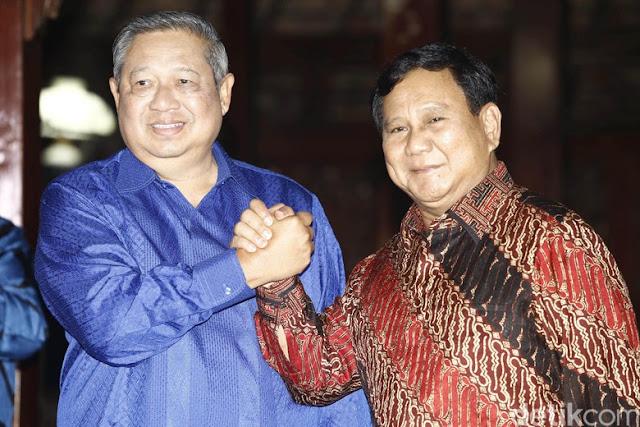 Terkini Gerindra-Pd Tak Terikat Koalisi, Sby-Prabowo No Deal?