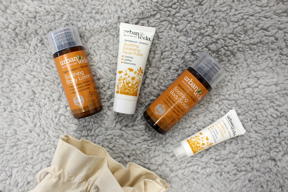 Urban Veda Soothing Skincare
