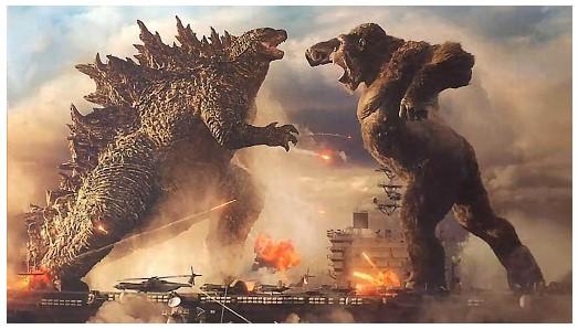 Godzilla vs. Kong Tamil Full Movie Download