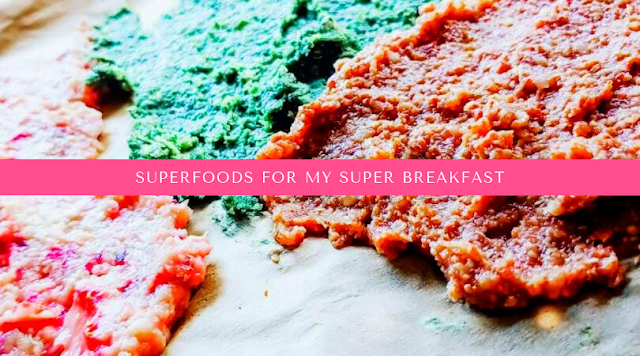 Superfood Breakfast Crumble I Vegan Epicure Breakfast Crumble