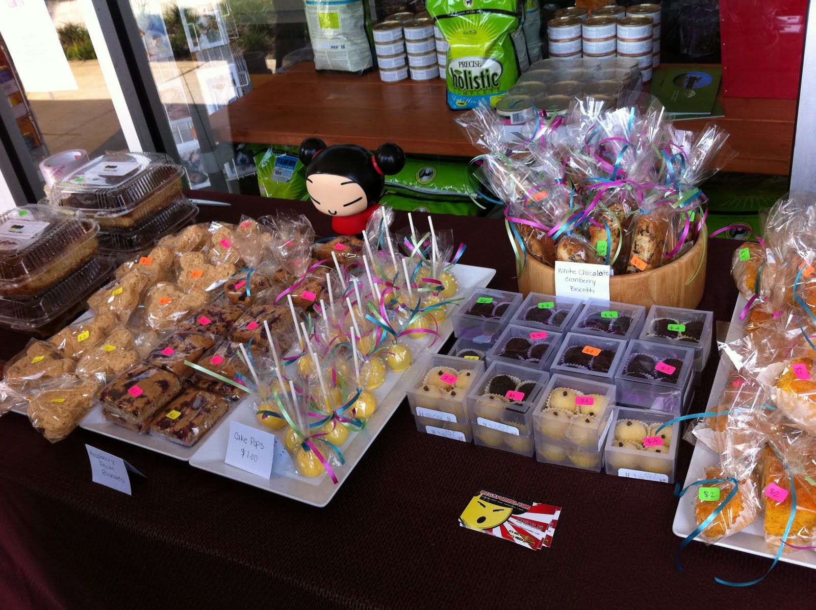 Food Sale: National Food Blogger Bake Sale For Share Our Strength
