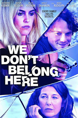 We Dont Belong Here 2017 DVD R1 NTSC Latino
