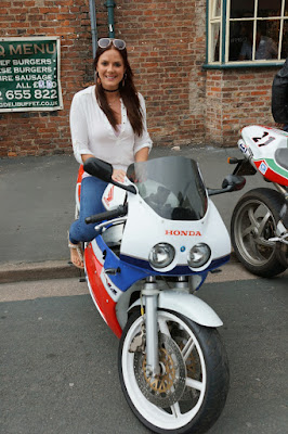 Brigg Bike Night 2019 - Date and details have been announced by chief organiser Lucy Fensome - pictured outside her Yarborough Hunt pub