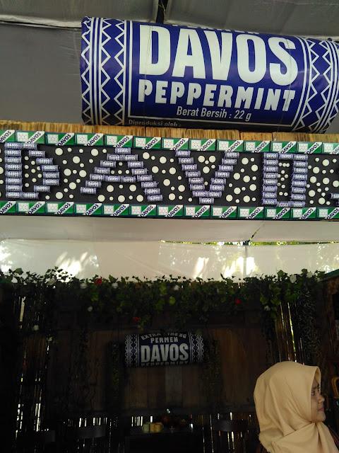 stand permen davos di purbalingga fair 2019
