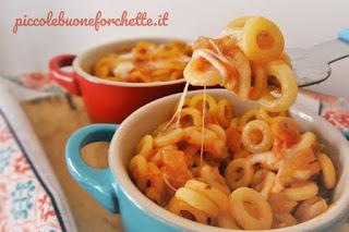 anelli siciliani al forno per bambini