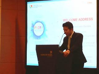 Bupati Trenggalek Emil Dardak Membuka ASEAN Mayor 2018 di Singapura