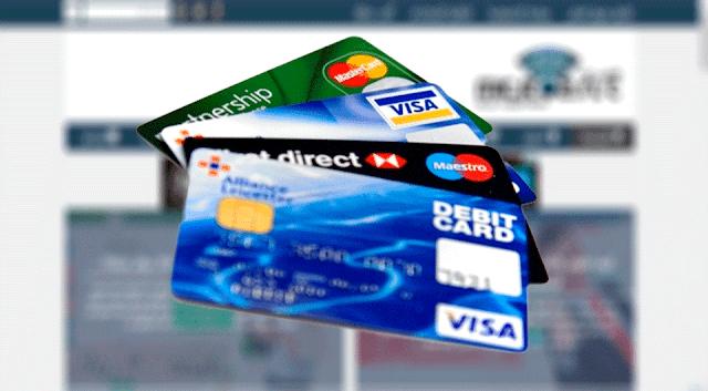 إحصل على بطاقة فيزا إفتراضية مجاناً!