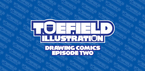 Drawing Comics Video Facebook One