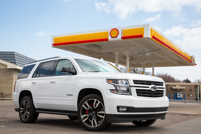 Chevy and Shell Introduce Fuel Payment Option from the Driver's Seat