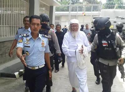 Kunjungi Ustadz Abu Bakar Ba'asyir, Fadli Zon Diskusi Soal Negara Islam Hingga HTI