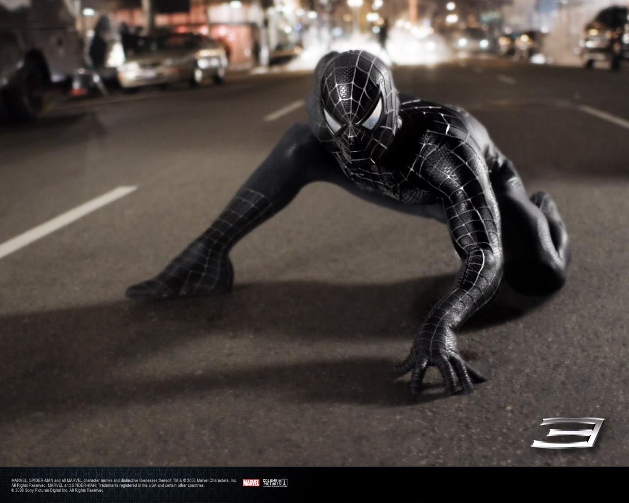 81340976a Free Download Windows 8 Themes: Black Spiderman 3 Theme | Man of Steel