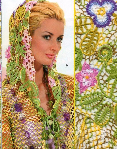 Curso. Crochet Apliques
