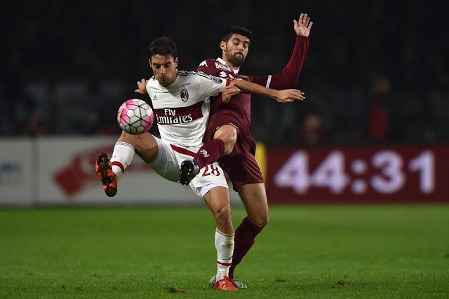 Cuplikan Gol AC Milan 1-1 Torino | Serie A Pekan 33