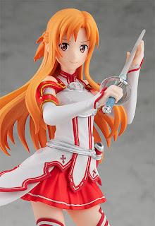 Sword Art Online – POP UP PARADE Asuna y Kirito Good Smile Company