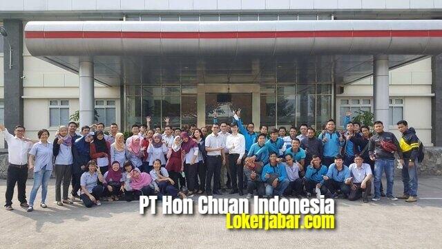 Lowongan Kerja PT Hong Chuan Indonesia