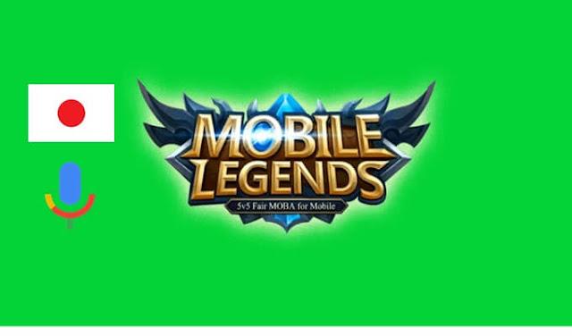 suara hero mobile legends jepang
