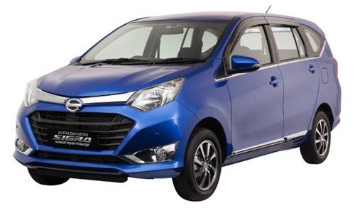 Spesifikasi dan Harga Mobil Daihatsu Sigra Terbaru 2020