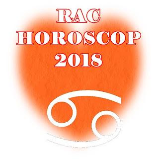Rac HOROSCOP personalizat 2018 dragoste bani sanatate