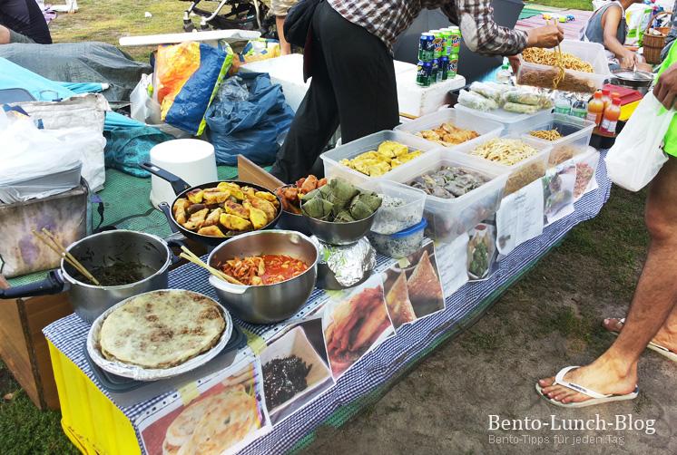Preußenpark Berlin bento lunch streetfood auf der thaiwiese berlin