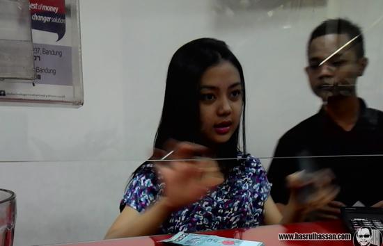 Tips tukaran wang asing di Bandung Indonesia