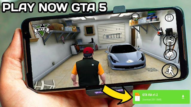 How To Download GTA 5 (Android) 100% Working - PLAY GTA V On Android