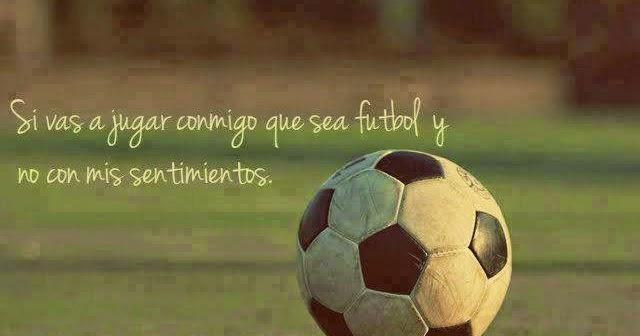 Imagenes Del Amor Al Futbol