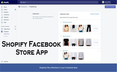 Shopify Facebook Store App – Online Stores Platform | How to Create a Facebook Store