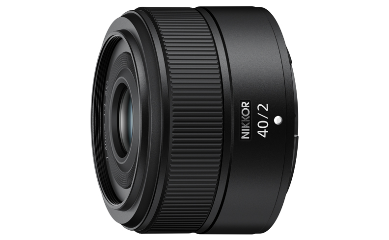 Объектив Nikon Nikkor Z 40mm f/2