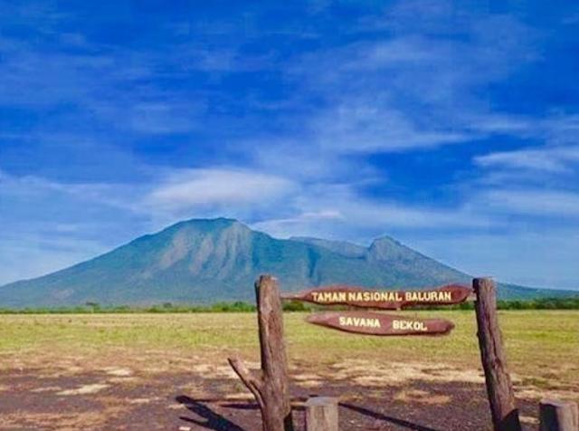 Hits Tourist Spot in Banyuwangi