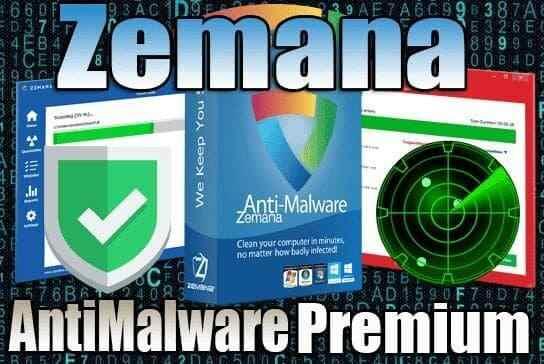 تحميل وتفعيل Zemana Antimalware Premium برنامج مكافحة الفيروسات وملفات التجسس والبرمجيات الخبيثة