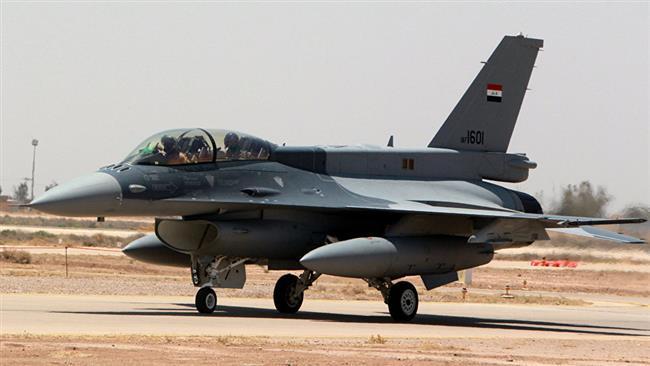 Iraqi fighter jets kill 25 Daesh Takfiri militants near Syria border