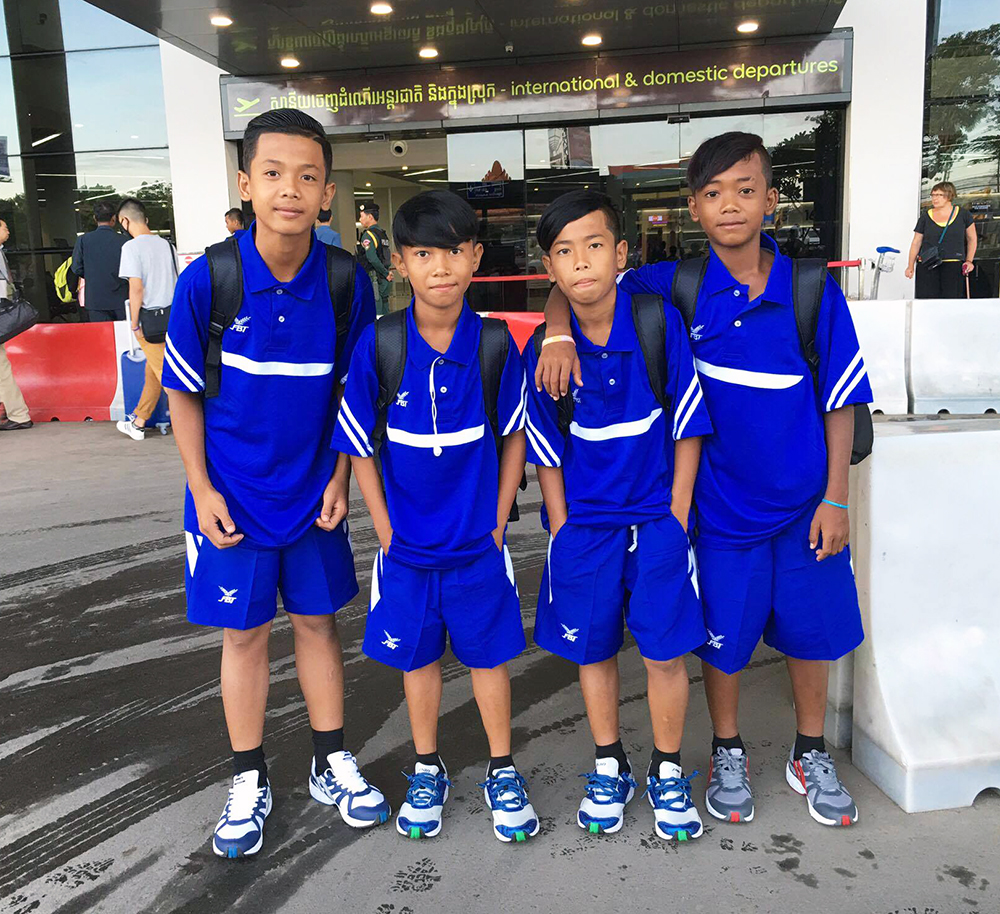 Indonesia U18 Vs Laos: Kingdom Of Football