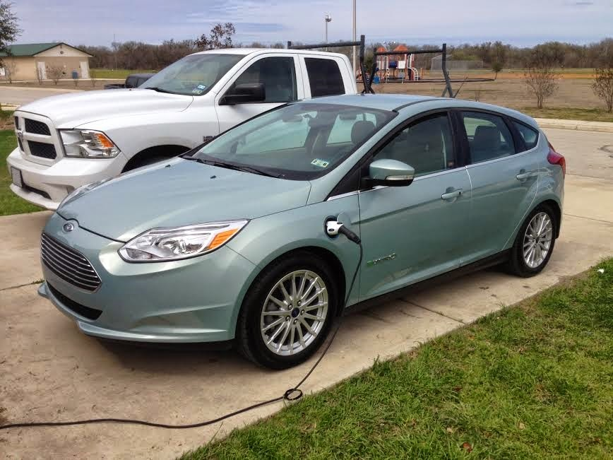 clint 39 s projects 2013 ford focus electric. Black Bedroom Furniture Sets. Home Design Ideas