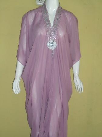 Trend Baju Gamis Terbaru 2012