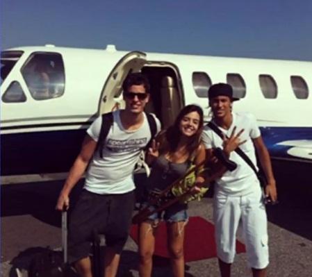Giovanna conhece Neymar Jr desde 2011. (Foto: Reprodução)