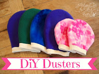 how to make homemade dusters