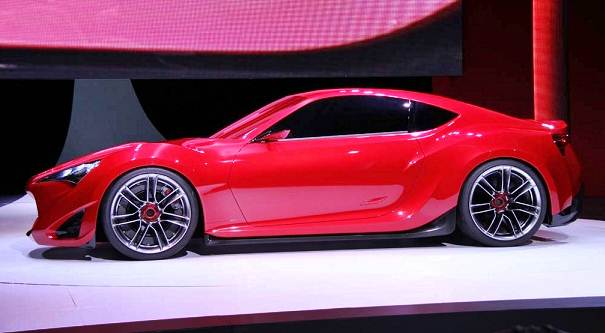 cars review concept specs price scion fr s turbo space 2016. Black Bedroom Furniture Sets. Home Design Ideas