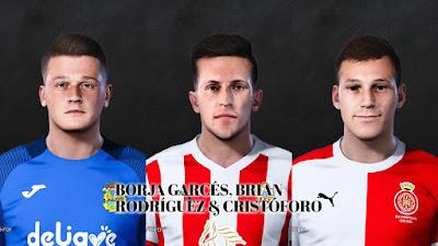 PES 2021 Facepack La Liga SmartBank Vol 6 by Dani