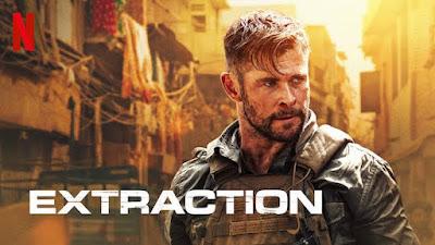 rekomendasi film thriller Extraction