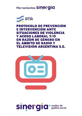 Protocolo de Prevención e Intervención ante Situaciones de Violencia y Acoso Laboral en Razón de Género en el Ámbito de RTA S.E.