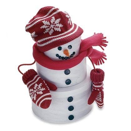 Stack a Snowman