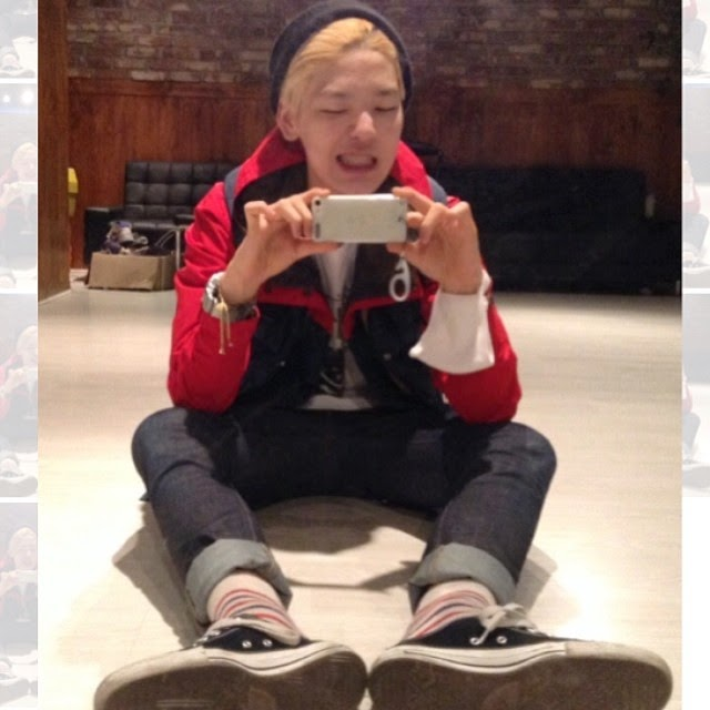 BYS: Instagram Update by Youngjae