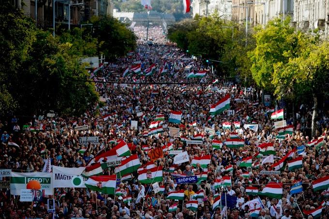 Bejelentették: Soha nem látott méretű Békemenet szerveződik, felvonulnak a magyarok