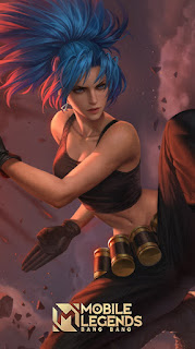Karina Leona Heidern Heroes Assassin Mage of Skins V4