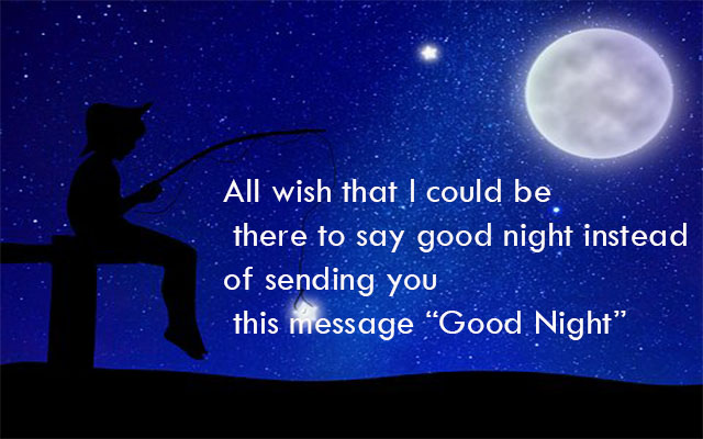 Good Night Quotes with Beautiful Images and Messages