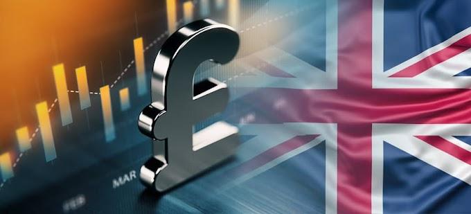 حركه منتظره على الجنيه الإسترليني تزامنا مع الناتج المحلي الإجمالي فى المملكة المتحدة