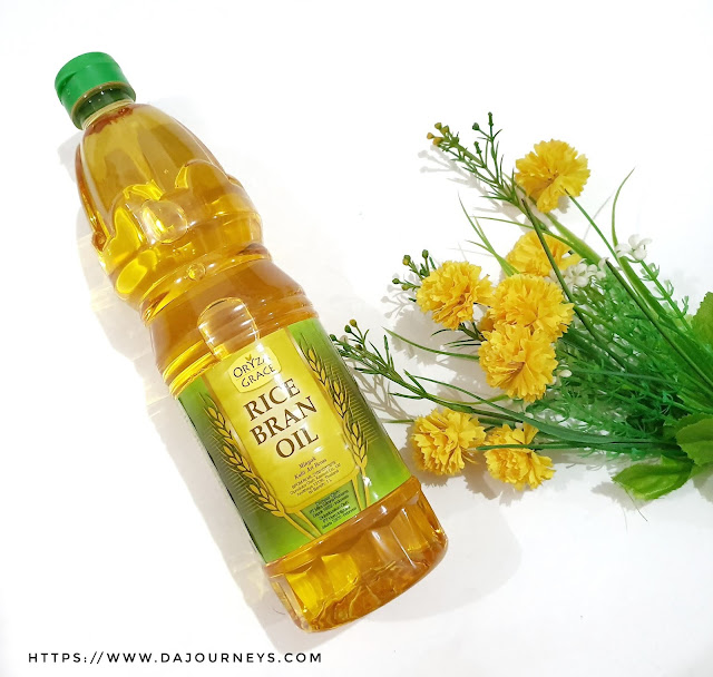 Manfaat Oryza Grace Rice Bran Oil Untuk Kecantikan