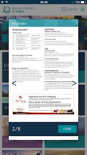 dream cruise newsletter 1